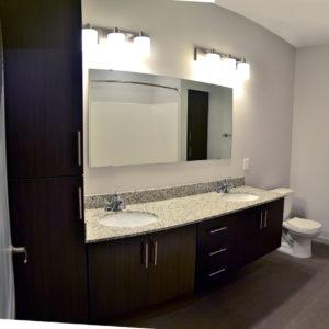 Three Bedroom Unit Bath