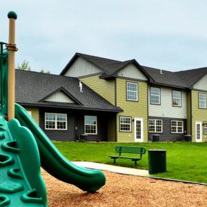 Apex Townhomes Playground
