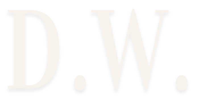 D.W.-Letters