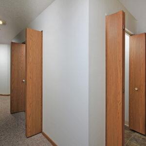 Entry & Hall Closets