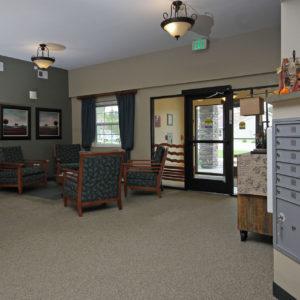 Beacon Hill Apartments Lobby