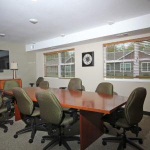 Community Center Meeting Room