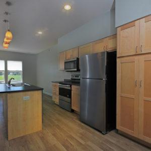 Kitchen & Lower Level