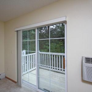 Patio Door to Balcony