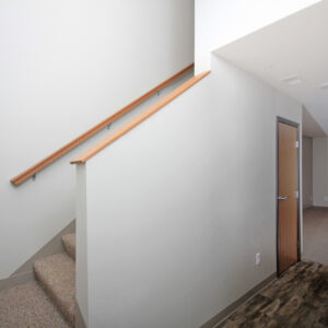 Townhome Entry