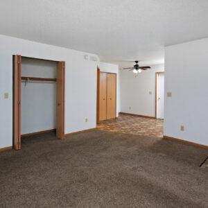 Living Room Closet