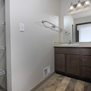 Townhome Upper Bathroom