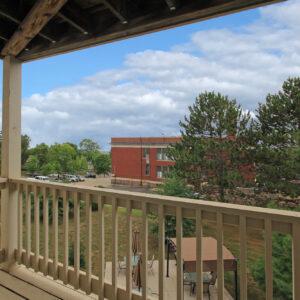 Balconies & Central Air