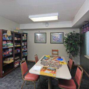 Fitness & Puzzle Room
