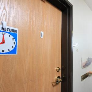 On-Site Caretaker Office