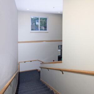 Stairway from Lobby