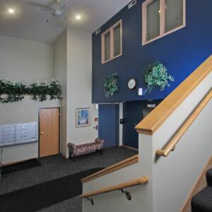 Lobby & Stairway