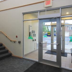 Controlled & Accessible Entry