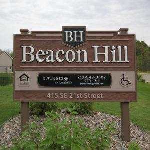 Beacon Hill Sign
