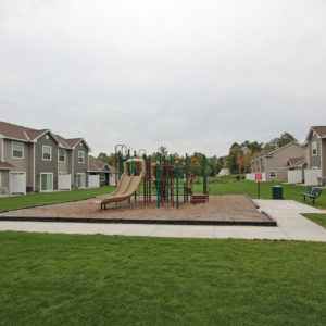 Playground & Courtyard