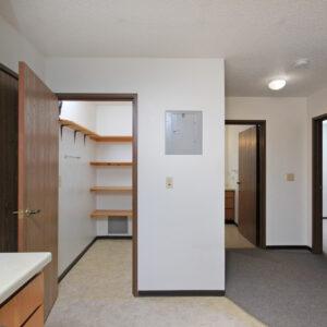Kitchen, Entry Closet