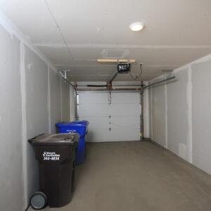 Townhome Garage