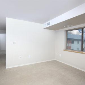 Living Room & Hallway