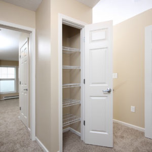 Bedroom Two & Hall Closet