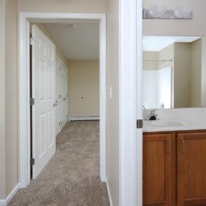 Full Bathroom & Bedroom Three
