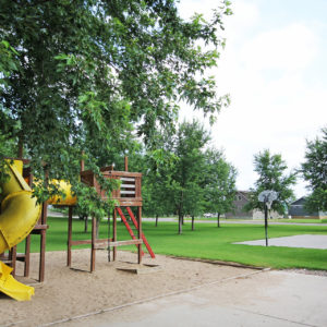 Playground & Basketballl