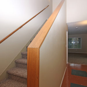 Entry & Stairway