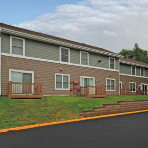 College Drive Townhomes