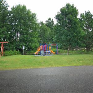 Playground & Basketball