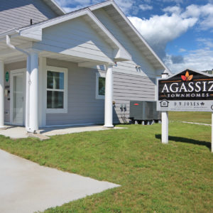 Agassiz Townhomes Office
