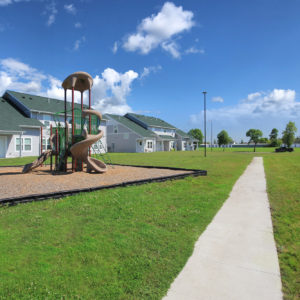 Agassiz Townhomes Playground