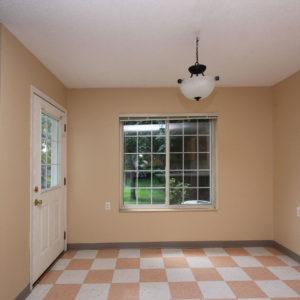Dining Room - Patio Door