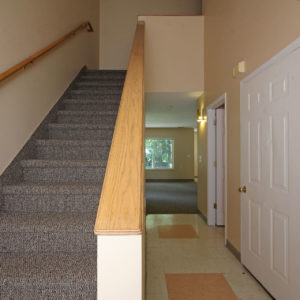 Entrance/Stairway