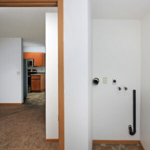 Lower Level Bath & Laundry