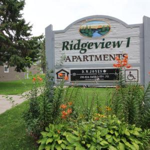 Ridgeview I Sign