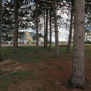 Conifer Estates Grounds