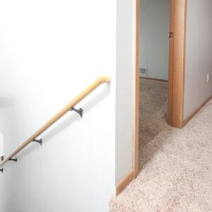 Stairway & Upper Hallway