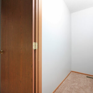 Hallway Closet