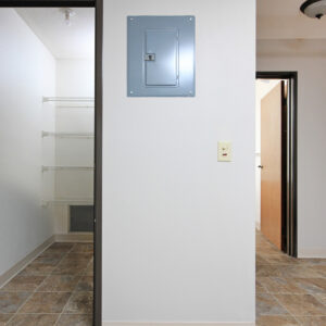 Entry Storage Closet