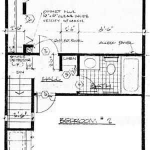 Cascade 2-Bedroom Upper