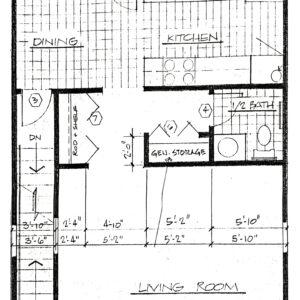 Cascade 3-Bedroom Lower