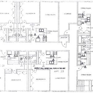 Cascade Apartments Floor Plans
